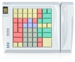 Pos клавиатура Posua LPOS-064-M02-PC/2 Белый