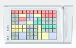 Pos клавиатура Posua LPOS-096-M02-PC/2 Белый