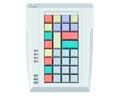 Pos клавиатура Posua LPOS-032-Mxx - PC/2 белый
