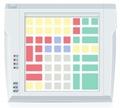 Pos клавиатура Posua LPOS-064-Mxx - RS232 Белый