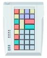 Pos клавиатура Posua LPOS-032P-Mxx - RS Белый
