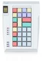 Pos клавиатура Posua LPOS-032FP-Mxx - RS232 Черный