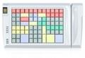 Pos клавиатура Posua LPOS-096FP-M02 - RS232 Белый